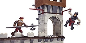 Mega Bloks Assassin's Creed Fortress Attack screen shot 2