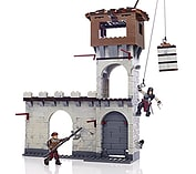 Mega Bloks Assassin's Creed Fortress Attack screen shot 3