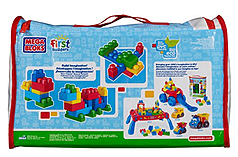 Mega Bloks Deluxe Building Bag screen shot 1
