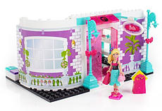 Mega Bloks - Barbie Build 'n Style Fashion Boutique - Toy Playset screen shot 1