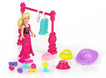 Mega Bloks - Barbie Build 'n Style Fashion Boutique - Toy Playset screen shot 3