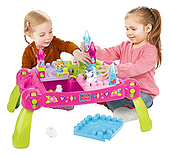 Mega Bloks Lil Princess Play-n-Go Fairytale Table screen shot 2