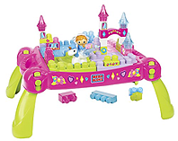 Mega Bloks Lil Princess Play-n-Go Fairytale Table screen shot 4