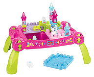 Mega Bloks Lil Princess Play-n-Go Fairytale Table screen shot 5