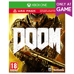 DOOM With UAC PackXbox One