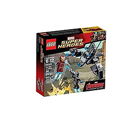 Lego Superheroes 76029: Iron Vs. UltronBlocks and Bricks