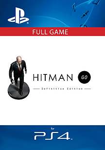 Hitman Go: Definitive Edition for PS4