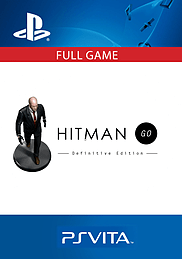 Hitman Go: Definitive Edition for PS Vita - also available on PS4