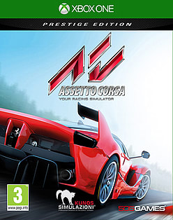 Assetto Corsa Prestige EditionXbox One