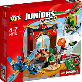 LEGO Juniors Lost TempleBlocks and Bricks