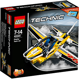 LEGO Technic Display Team JetBlocks and Bricks