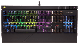 Corsair STRAFE RGB MX SILENT Mechanical Gaming Keyboard screen shot 11