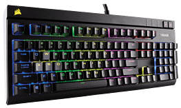 Corsair STRAFE RGB MX SILENT Mechanical Gaming Keyboard screen shot 6