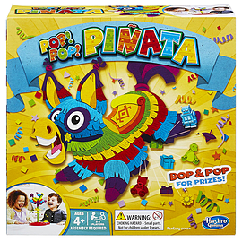 Pop! Pop! Pinata! GamePuzzles and Board Games