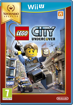 Lego City: Undercover (Nintendo Selects) for Wii-U