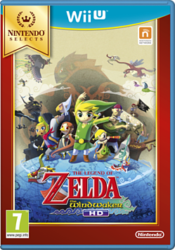 The Legend of Zelda: Wind Waker HD (Nintendo Selects)Wii-U