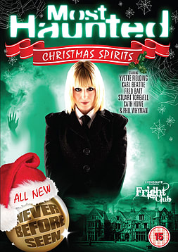 Most Haunted: Christmas Spirits (DVD) DVD