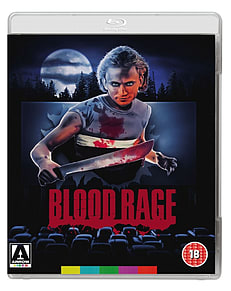 Blood Rage (Blu-ray)Blu-ray