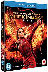 The Hunger Games: Mockingjay Part 2 (Blu Ray)Blu-ray
