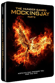 The Hunger Games: Mockingjay Part 2 (Steelbook) (Blu Ray)Blu-ray
