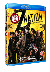 Z Nation: Series 2 (Blu-Ray)Blu-ray
