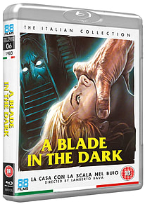 A Blade In The Dark (Blu Ray)Blu-ray