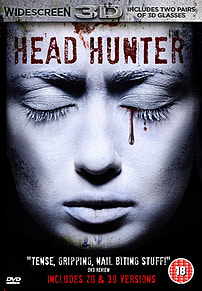 Headhunter 3D (DVD)Blu-ray
