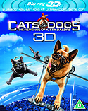 Cats And Dogs 2: The Revenge Of Kitty Galore 3D (3D Blu-Ray) (C-U) screen shot 1
