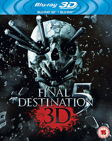 Final Destination 5 (Blu-ray 3D + Blu-ray) (C-15)Blu-ray