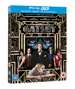Great Gatsby (3D Blu-Ray) (C-12)Blu-ray