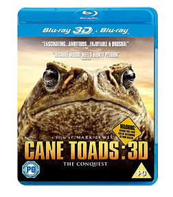 Cane Toads: The Conquest 3D (Blu-ray) (C-PG)Blu-ray