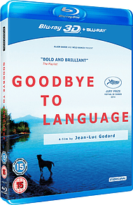 Goodbye To Language 2D & 3D (Blu-ray) Godard (C-15)Blu-ray
