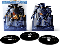 Pacific Rim - Limited Edition Robot Pack (3D + 2D Blu-Ray) screen shot 1