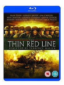 The Thin Red Line (Blu-Ray) (C-15) Terrence MalickBlu-ray