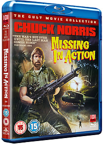 Missing In Action (Blu-ray)Blu-ray