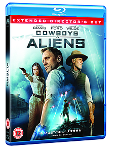 Cowboys & Aliens (Blu-Ray) (C-12)Blu-ray