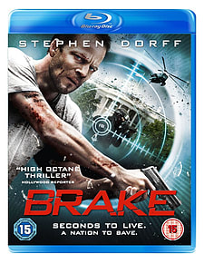 Brake (Blu-Ray) Stephen Dorff (C-15)Blu-ray