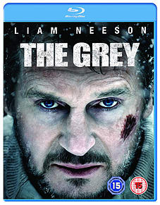 The Grey (Blu-ray) Liam Neeson (C-15)Blu-ray