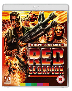 Red Scorpion (Re-Sleeve) (Blu-Ray) (C-15)Blu-ray
