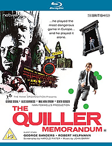 The Quiller Memorandum (Blu-ray)Blu-ray