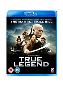 True Legend (Blu-Ray) (C-15)Blu-ray