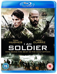 I Am Soldier Bd (Blu Ray)Blu-ray