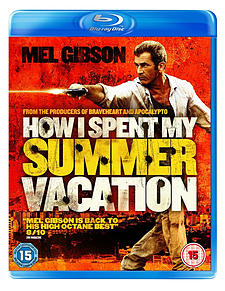 How I Spent My Summer Vacation (Blu-Ray) Mel Gibson (C-15)Blu-ray