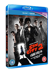 Sin City 2: A Dame To Kill For Bd Uv (Blu Ray)Blu-ray