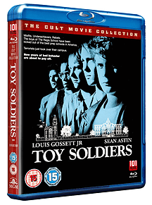 Toy Soldiers [The Cult Movie Collection] (Blu-Ray) (C-15)Blu-ray