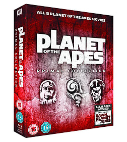 Planet Of The Apes - Primal Collection (8 Film Box Set) (Blu-Ray)Blu-ray