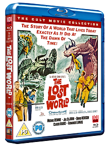 The Lost World (Blu-Ray) (C-PG)Blu-ray