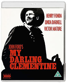 My Darling Clementine + Frontier Marshall (Blu-Ray)Blu-ray