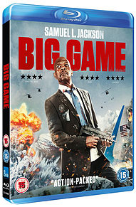 Big GameBlu-ray