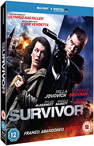 Survivor Bd Uv (Blu-ray)Blu-ray